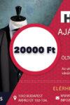 HEILEMANN ajándékutalvány 20000 Ft