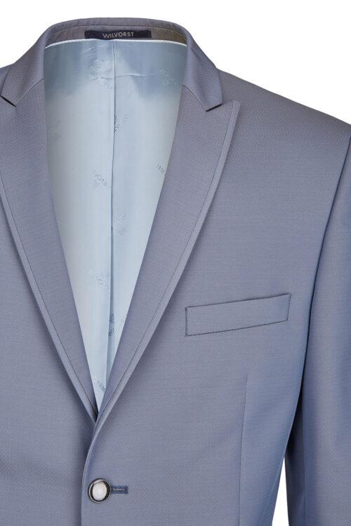 WILVORST szürkéskék esküvői öltöny részletek Art. 481102-36