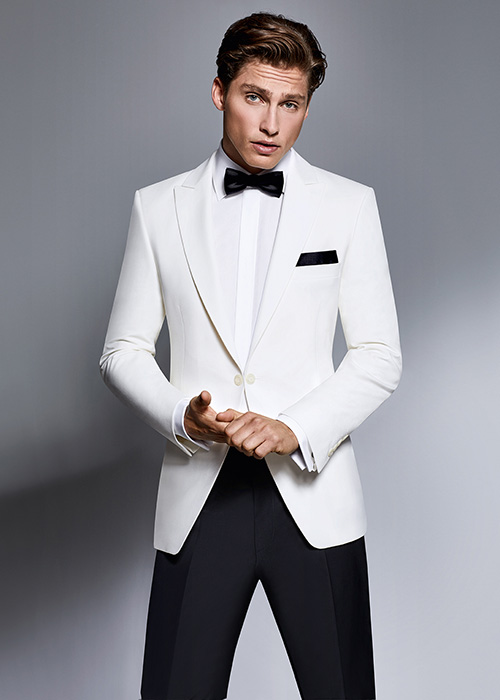 black tie invited dinner jacket