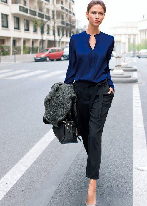 business casual öltözet női