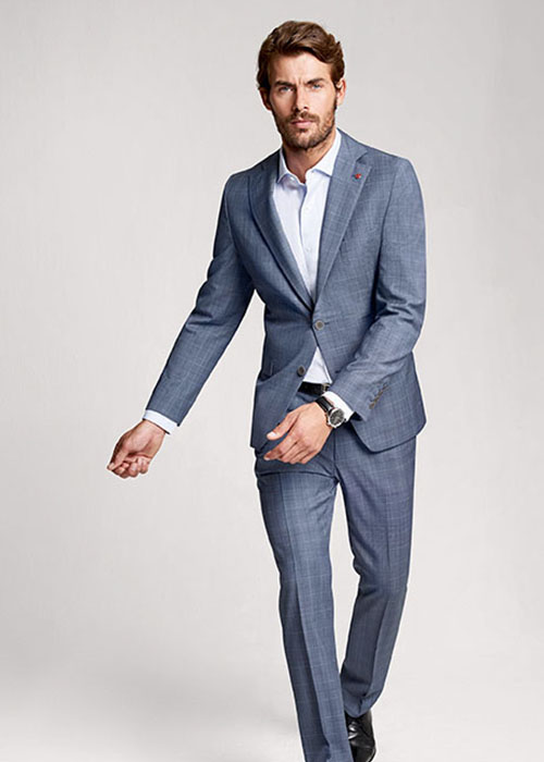 smart casual viselet férfiaknak