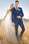WILVORST strukturált esküvői öltöny Art. 481103-32