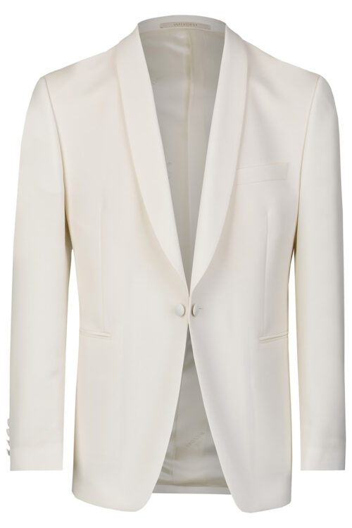 WILVORST white dinner jacket Art. 401824-1