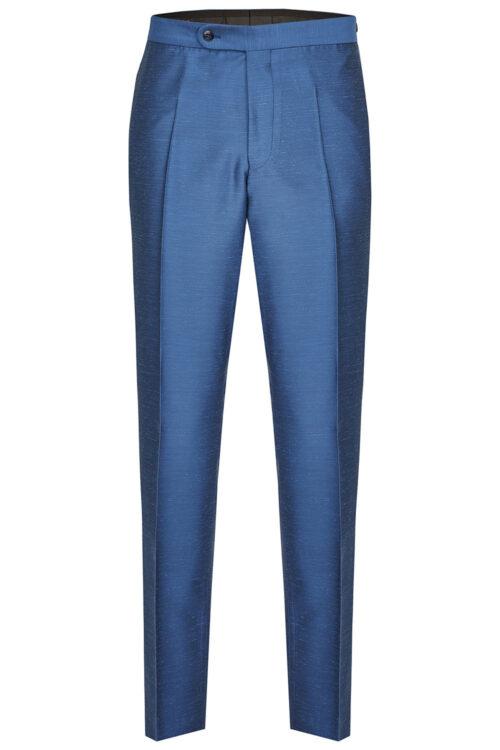 TZIACCO winsor-kék esküvői öltöny nadrág Art. 591203-34