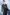 TZIACCO fekete mintás esküvői öltöny 51174-10 + 52213-10