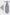 TZIACCO kék mintás francia nyakkendő és díszzsebkendő 597101-36 0535