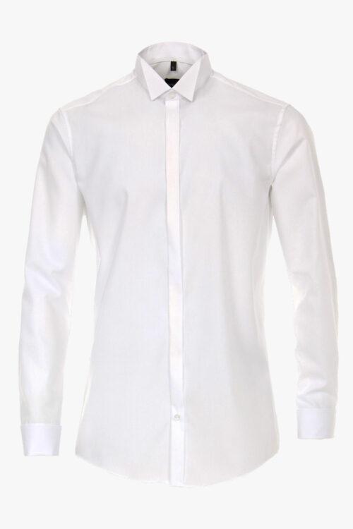 Venti modern fit fehér szmoking ing 001940-000