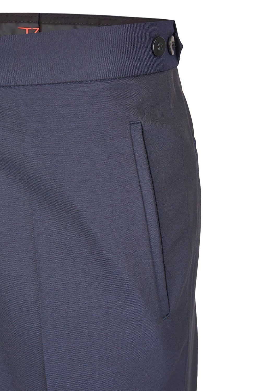 TZIACCO milorikék esküvői öltöny nadrág részletek 561212-30 512