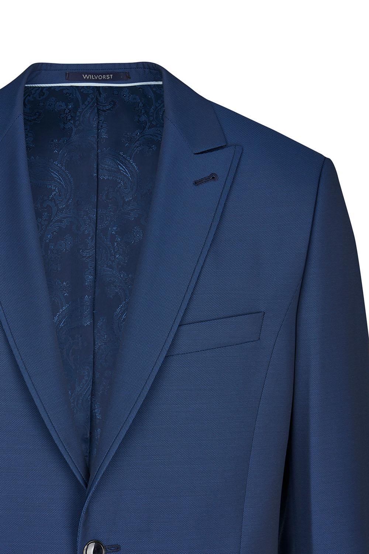 WILVORST kék esküvői öltöny zakó részletek 491208-33 13571