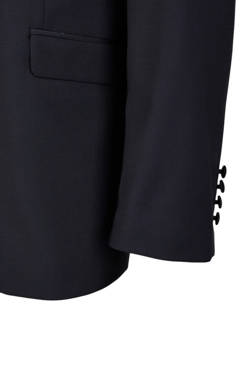 WILVORST sötétkék szmoking zakó részletek 401600-30 Modell 7050