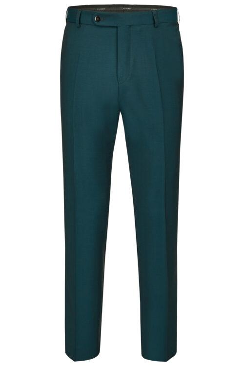 WILVORST slim fit zöld szmoking nadrág 471201-41 Modell 727