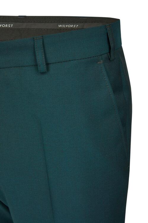 WILVORST slim fit zöld szmoking nadrág részletek 471201-41 Modell 727