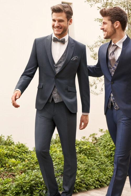 WILVORST szürke esküvői öltöny Art. 401101/21
