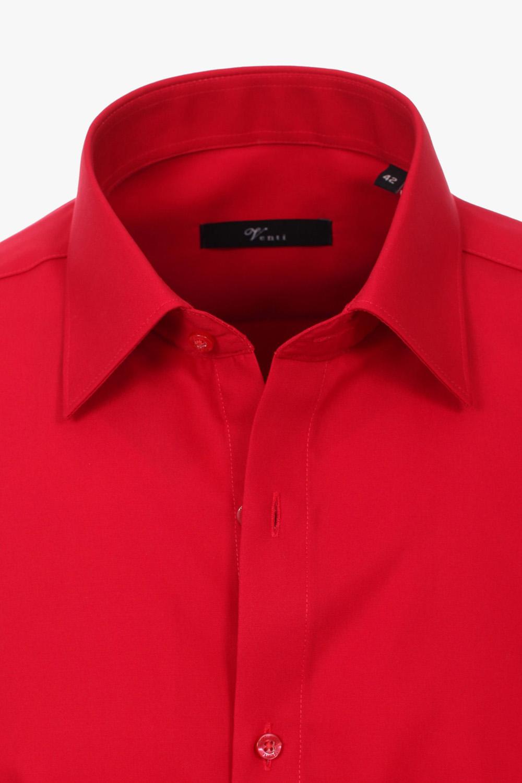 Venti Modern Fit piros ing gallér 001480-408