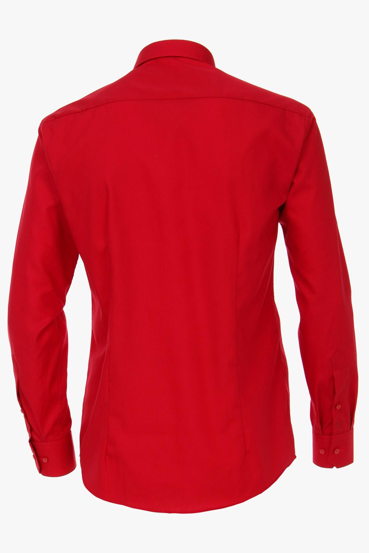 Venti Modern Fit piros ing hátoldal 001480-408