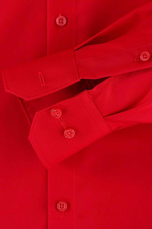 Venti Modern Fit piros ing ujja 001480-408