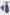 WILVORST palakék francia nyakkendő és díszzsebkendő 401103-33 0612