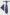 WILVORST sötétkék francia nyakkendő és díszzsebkendő 470150-30 0628
