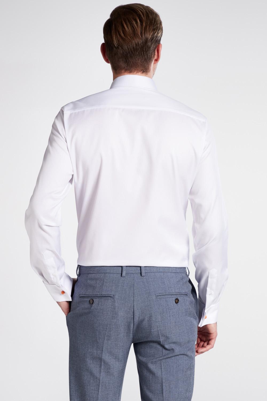 ETERNA slim fit fehér ing hátoldal 8817-00 F392