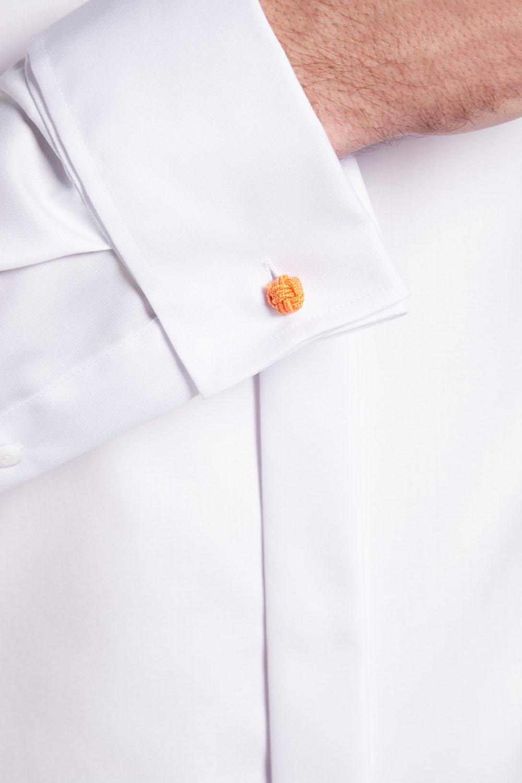 ETERNA slim fit fehér ing mandzsetta 8817-00 F392