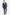 Cerruti slim fit kockás sötétkék öltöny 19803