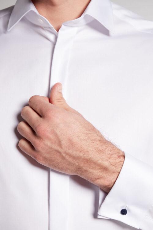 ETERNA modern fit fehér ing gallér 8817-00 X367