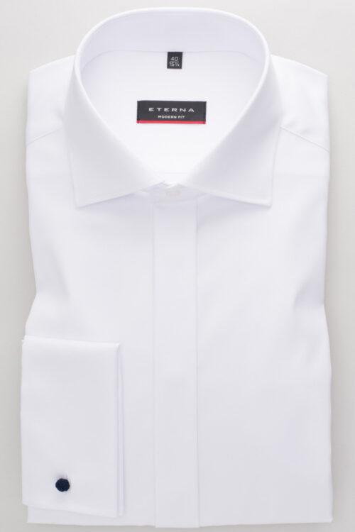 ETERNA modern fit fehér ing részletek 8817-00 X367