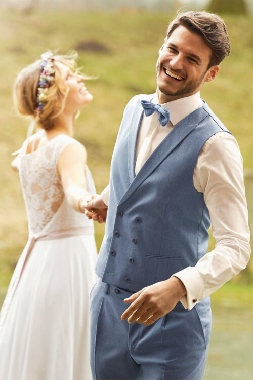 Esküvői mellény