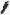 Fekete nyakkendő 21660-19