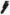 Fekete pöttyös nyakkendő 21660-18