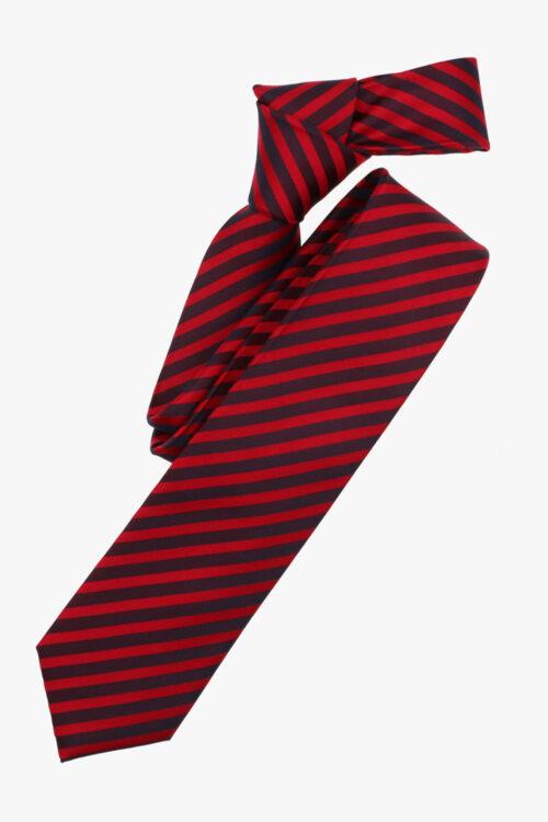 Piros csíkos nyakkendő 21660-21