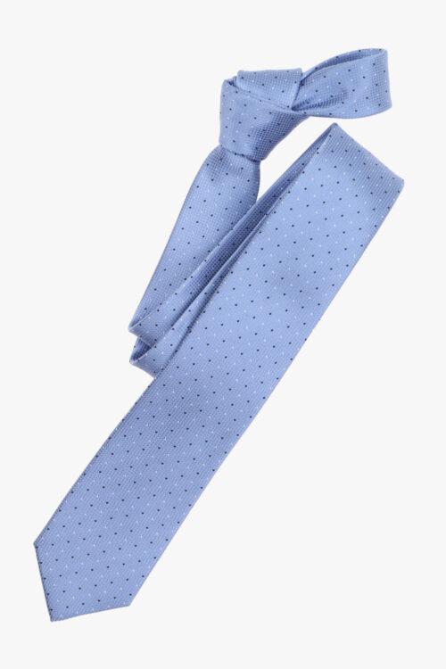 Világoskék pöttyös nyakkendő 21660-32
