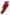 Vörös mintás nyakkendő 21660-34