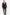 CARL GROSS modern fit 100% gyapjú fekete öltöny 00-003N0-90