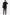 CARL GROSS modern fit fekete öltöny hátoldal 00-003N0-90