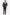 CARL GROSS classic fit fekete öltöny 00-003N0-90